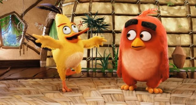 Přehrát online Angry Birds ve filmu.