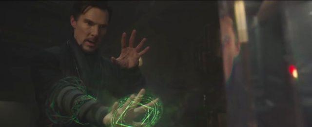 Dr. Stephen Strange a jeho tajemná nehoda.