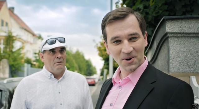V hlavní roli Ondra Sokol.