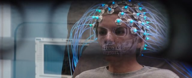 Mimozemšťané mohou ovládat lidské hostitele.
