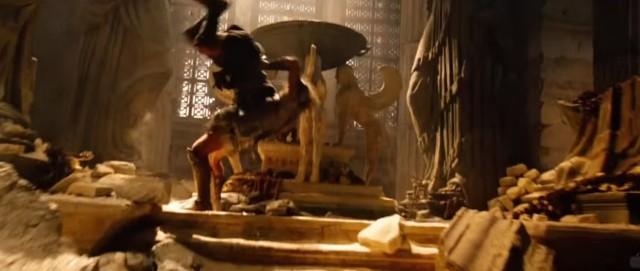 Opravdu velkolepá akční podívaná ze starověku.