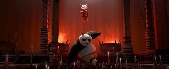 Film Kung Fu Panda 3 online a zdarma.