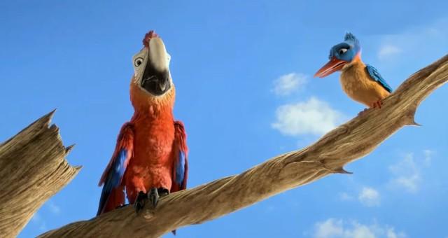 Film Robinson Crusoe: Na ostrově zvířátek online ke shlédnutí.