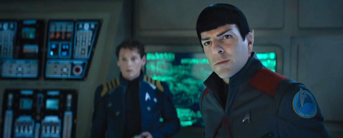 62719baa1 Star Trek: Do neznáma online a zdarma.