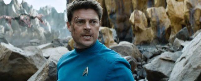 Hvězdná loď Enterprise se vydává až na hranice galaxie.