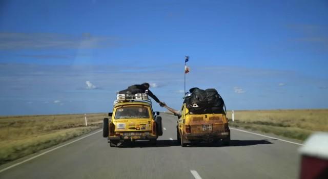 Dan Pribáň a jeho nová velkolepá cesta z Austrálie.