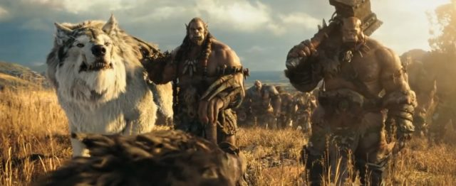 Krvelačné střetnutí v novém Warcraft filmu je tady!