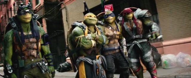 Film Želvy Ninja 2 online ke shlédnutí.